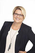 Portrait of Councillor Karen Ras