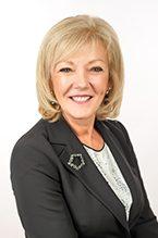 Portrait of Councillor Sue McFadden