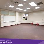Erin Meadows Library Program Room